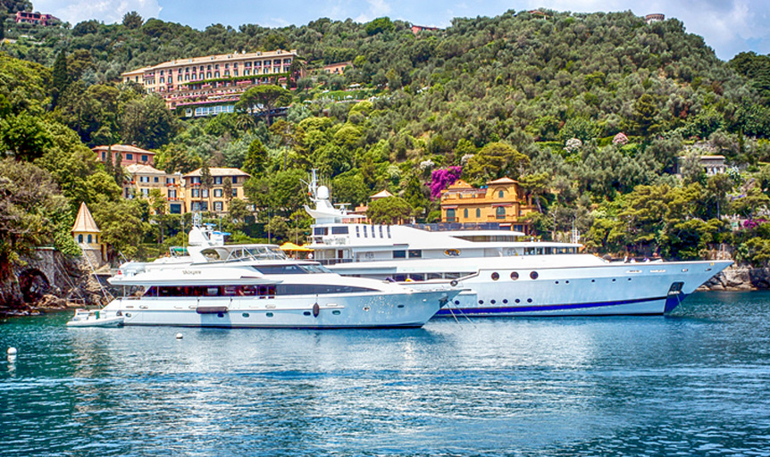 The Answer Murray Smith two yachts wealth