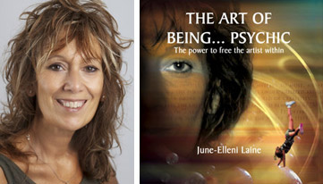 June-Elleni Laine Art of Being Psychic