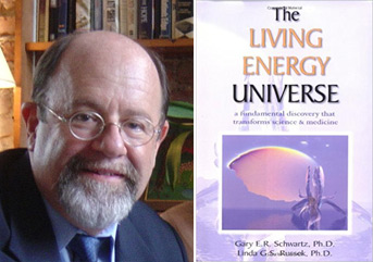 portrait book Gary Schwartz Living Energy Universe