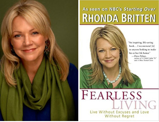portrait book Rhonda Britten Fearless Living