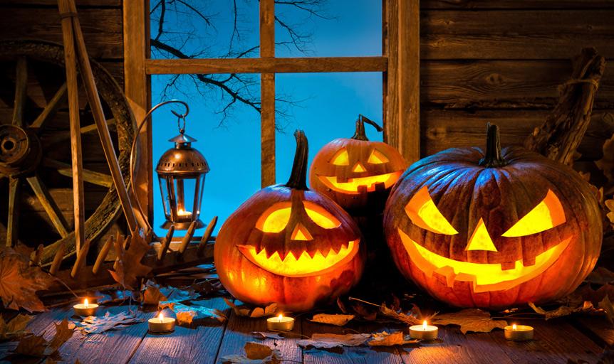dana rayburn pumpkin halloween treat