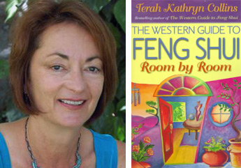 Terah Kathryn Collins feng shui book portrait