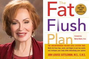 Ann Louise Gittleman portrait book Fat Flush Plan