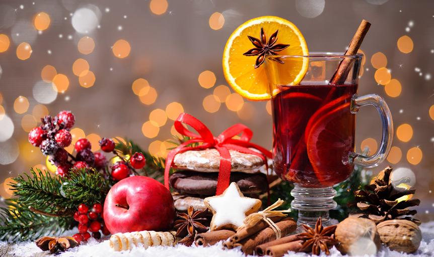Daniel Orr holiday table