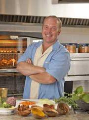 Chef Daniel Orr