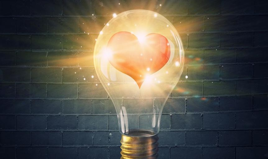 heart in bulb baptist de page danielle lin