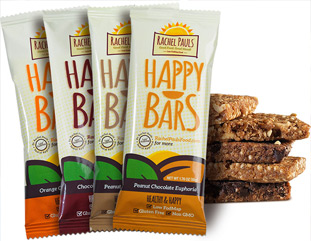 Happy Bars Rachael Pauls