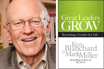 portrait book ken blanchard great leaders grow