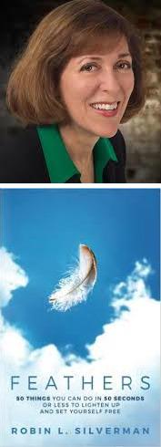 portrait robin silverman book Feathers
