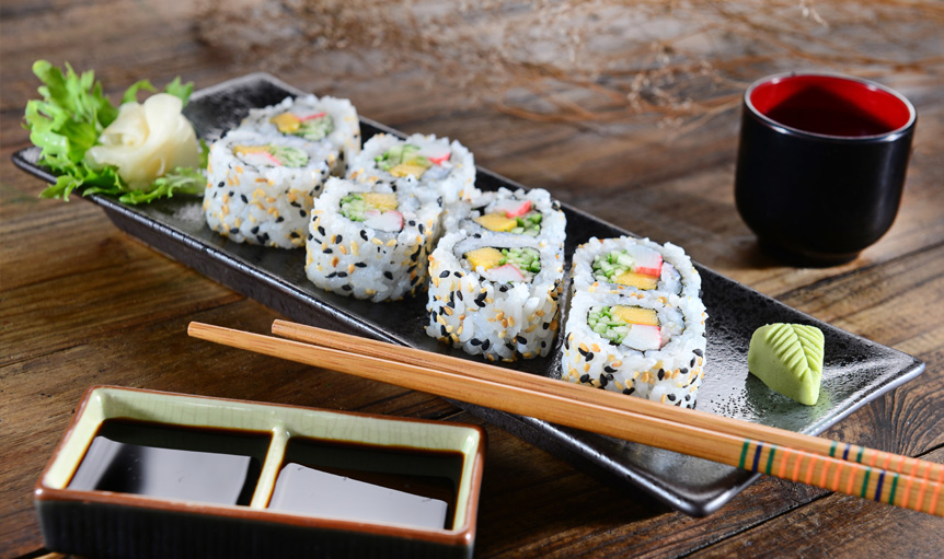restaurant Soy sushi