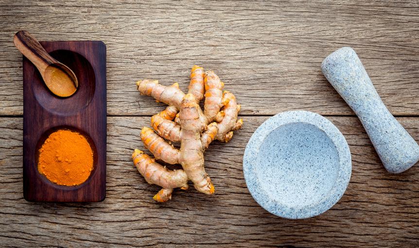 spices cur cumin mortar pestle