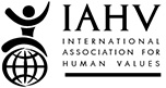 IAHV logo PTSD military international association human values