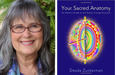 Desda Zuckerman portrait book Sacred Anatomy