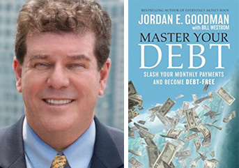 Jordan Goodman portrait book Master Your Debt