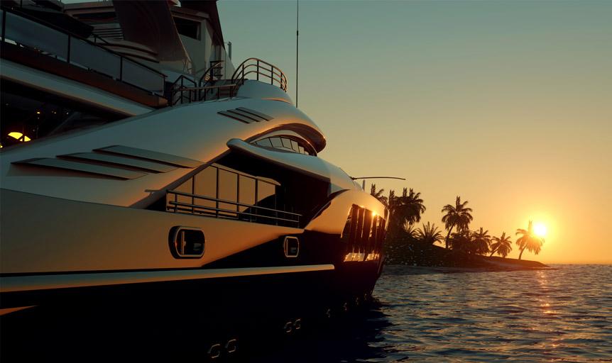 Richard Paul Evans yacht millionaire