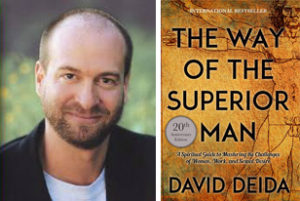 portrait book David Deida Way of the Superior Man