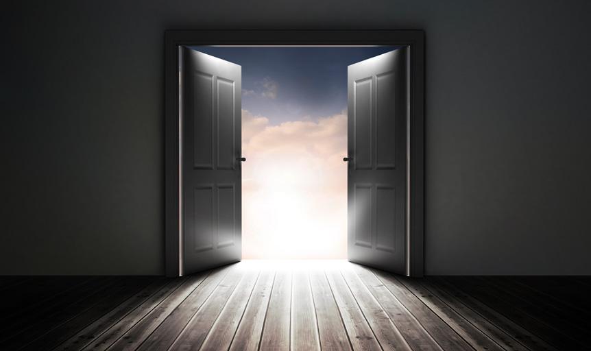 Robert Bosnak Jung doors open sky