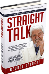 book straight talk George Zalecki