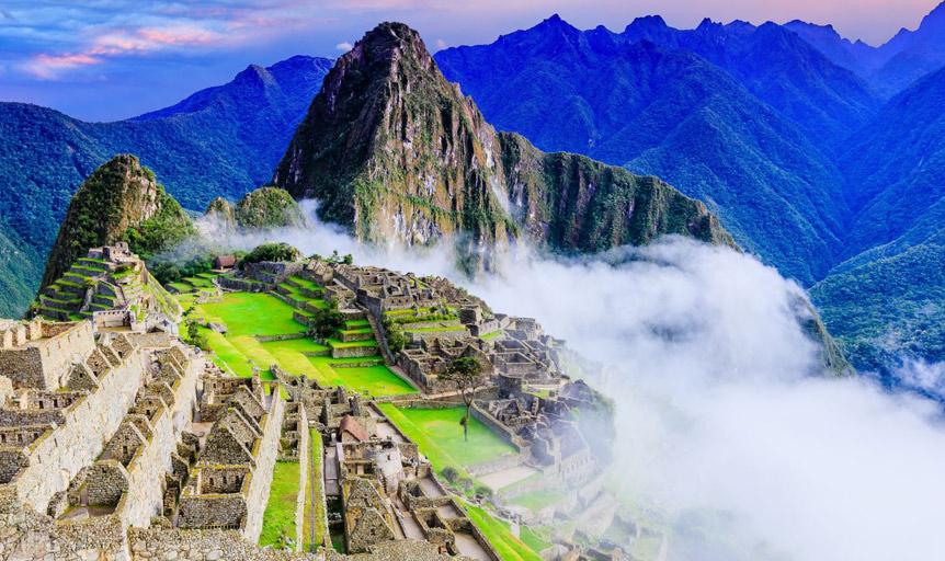 Machu Picchu Villoldo