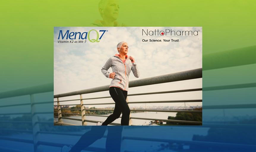 NattoPharma MenaQ7 jog bridge