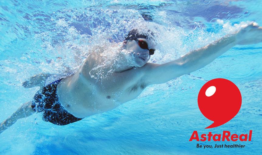 Swim pool AstaReal science