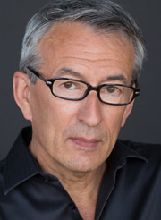 portrait Paul Clayton gray