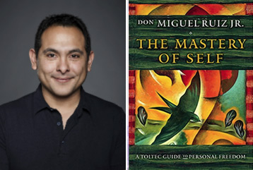 don Miguel Ruiz junior jr portrait book mastery