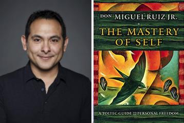 don Miguel Ruiz junior jr portrait book mastery