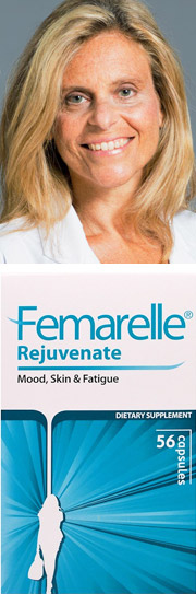 Femarelle rejuvenate portrait nachtigall