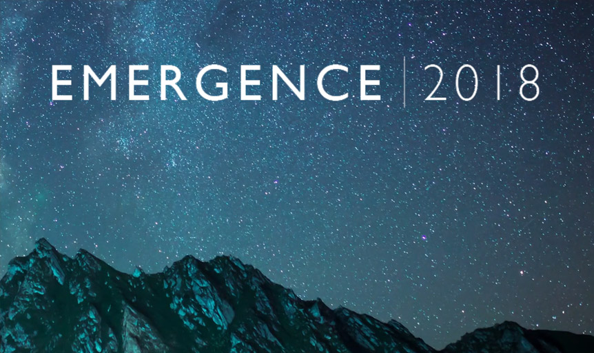 Emergence 2018 star night mountain katie beck with aaron neal
