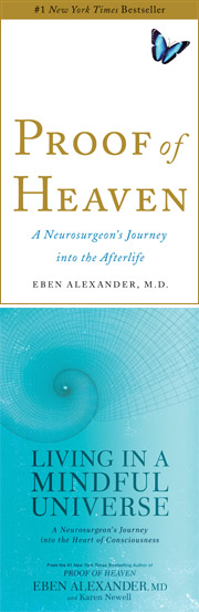 book proof of heaven mindful universe Even Alexander