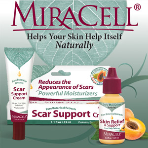 miracell, skin care, hand cream, stretch marks, scars, skin health, danielle lin show, stuart harris