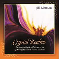 Jill Mattson Crystal Realms CD