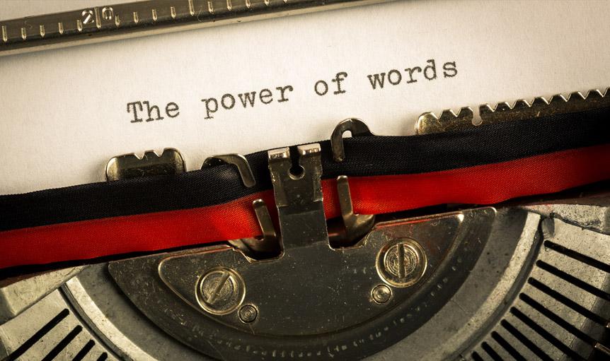 Yvonne Oswald Every Word has Power