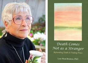 portrait book Lois West Bristol Death Comes Stranger
