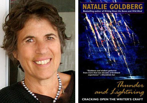 Portrait Book Natalie Goldman Thunder and Lightning