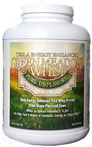 green meadow whey bottle package container KO