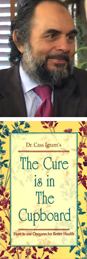 Cass Ingram Cure in the Cupboard